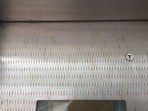 エレベータードア美装前